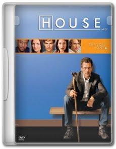Dr. House 1ª Temporada Completa DVDRip RMVB Dublado