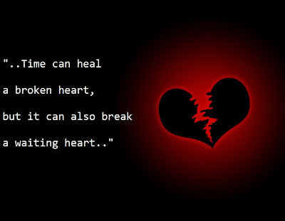 Love Break Quotes Wallpaper : Heart Wallpaper With Quotes