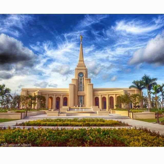 Florida Fort Lauderdale Temple