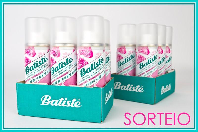 SORTEIO BATISTE