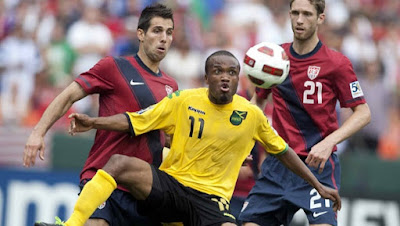 Dane Richards - Jamaica National Team (2)
