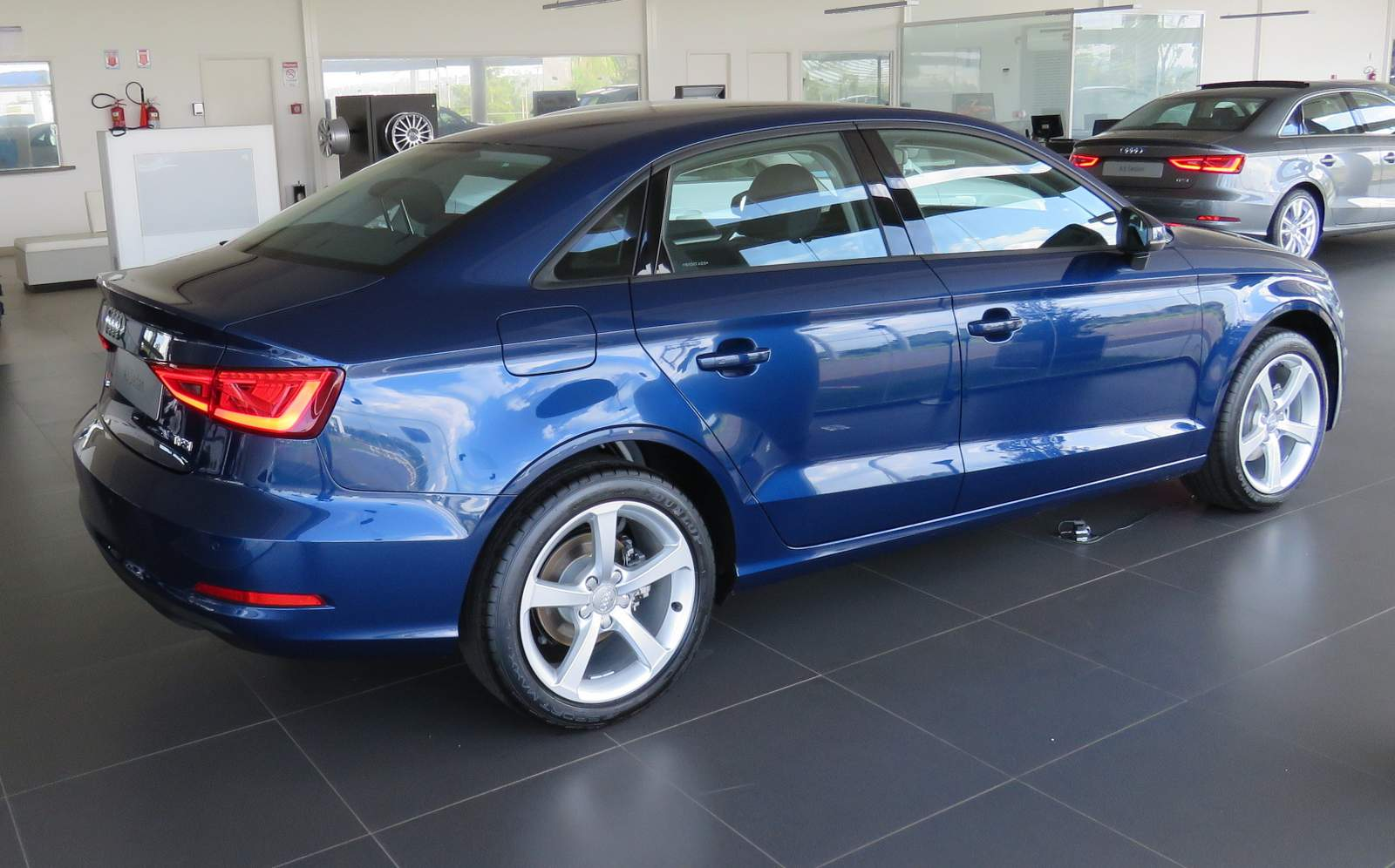 Audi A3 Sedan 1.4 TFSI Ambiente - importado