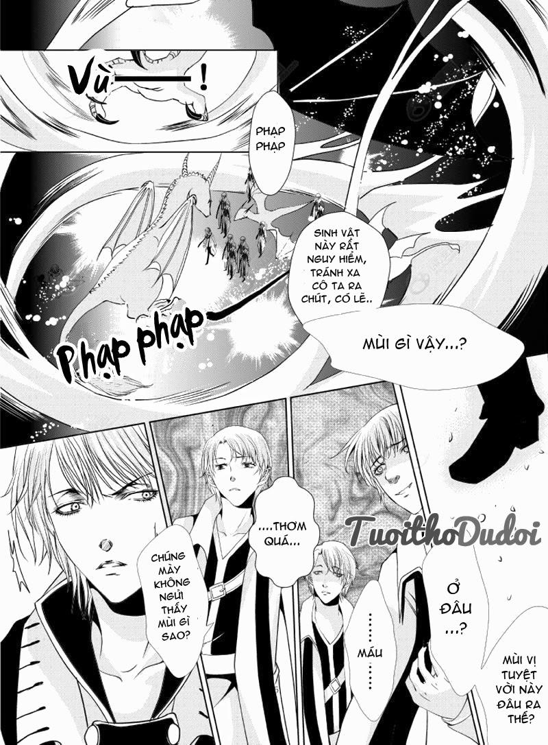 Blood X Blood - Huyết Tộc Truyền Thuyết Chap 8 - Next Chap 9