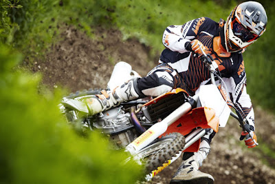 2012 KTM 450 SX-F Off Road Picture