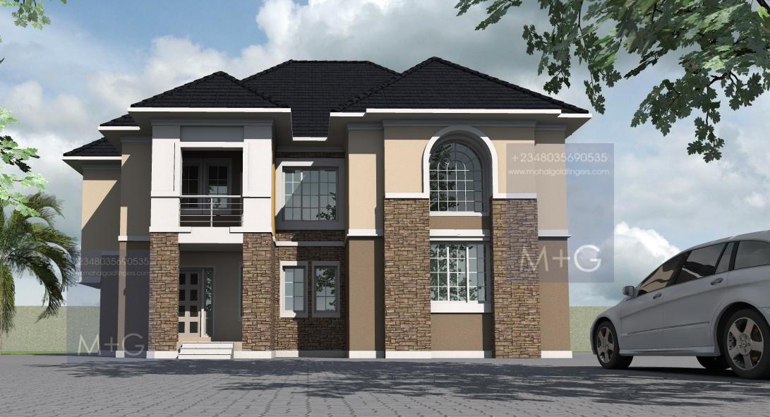 Contemporary Nigerian Residential Architecture Alberta