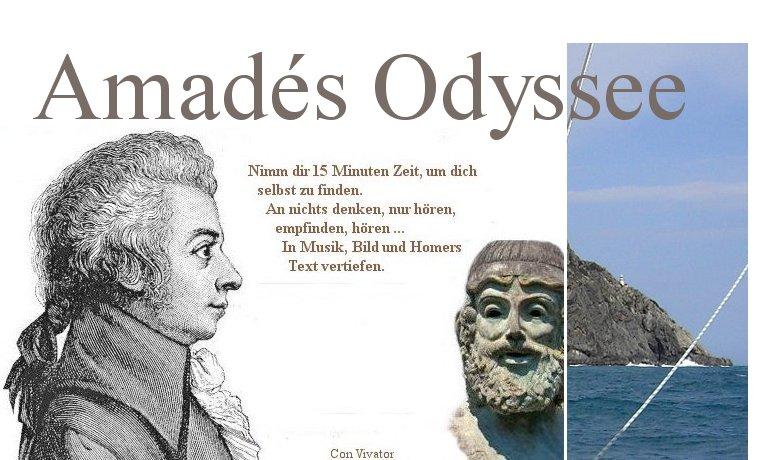 Mozart und Odysseus