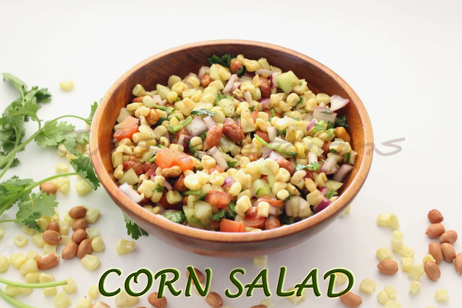 Health tipsbaby foodsbeauty tipshomemade recipes jyls creations corn fresh frozen 1cup peanut 14 cup cucumber finely chopped 14 onion finely chopped 14 tomato finely chopped 1 forumfinder Gallery