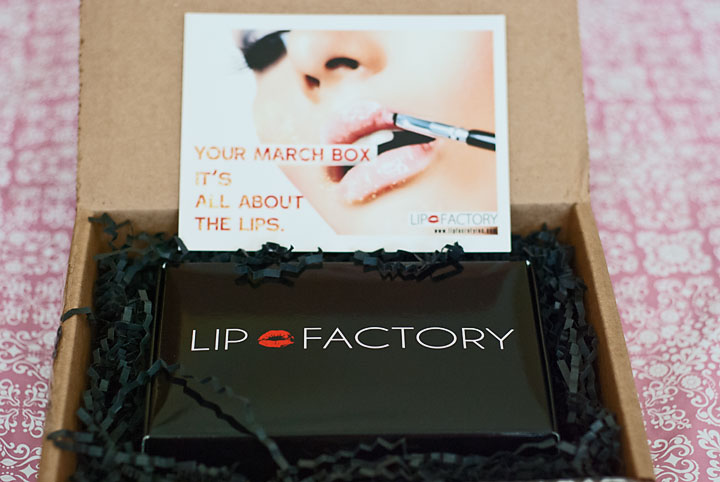 The Proverbs31 Mama Lip Factory March Box Review