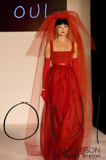 Red Wedding Gown - Trend or Tradition