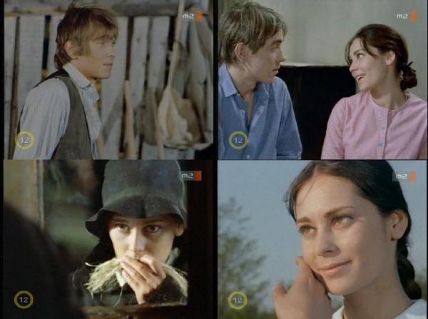 Pillanatképek a Pillangó című tévéfilmből (1970)