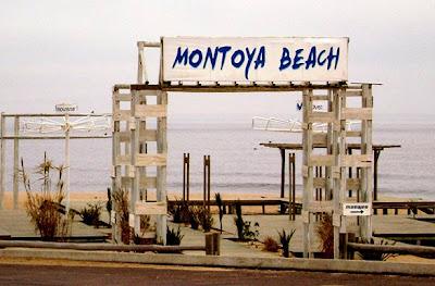 Montoya Beach in Punta del Este