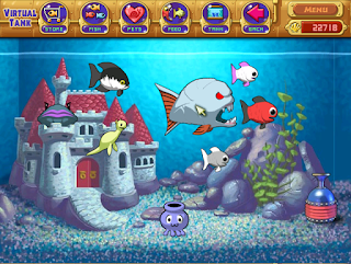 Download Insaniquarium Deluxe, Mini PC Game