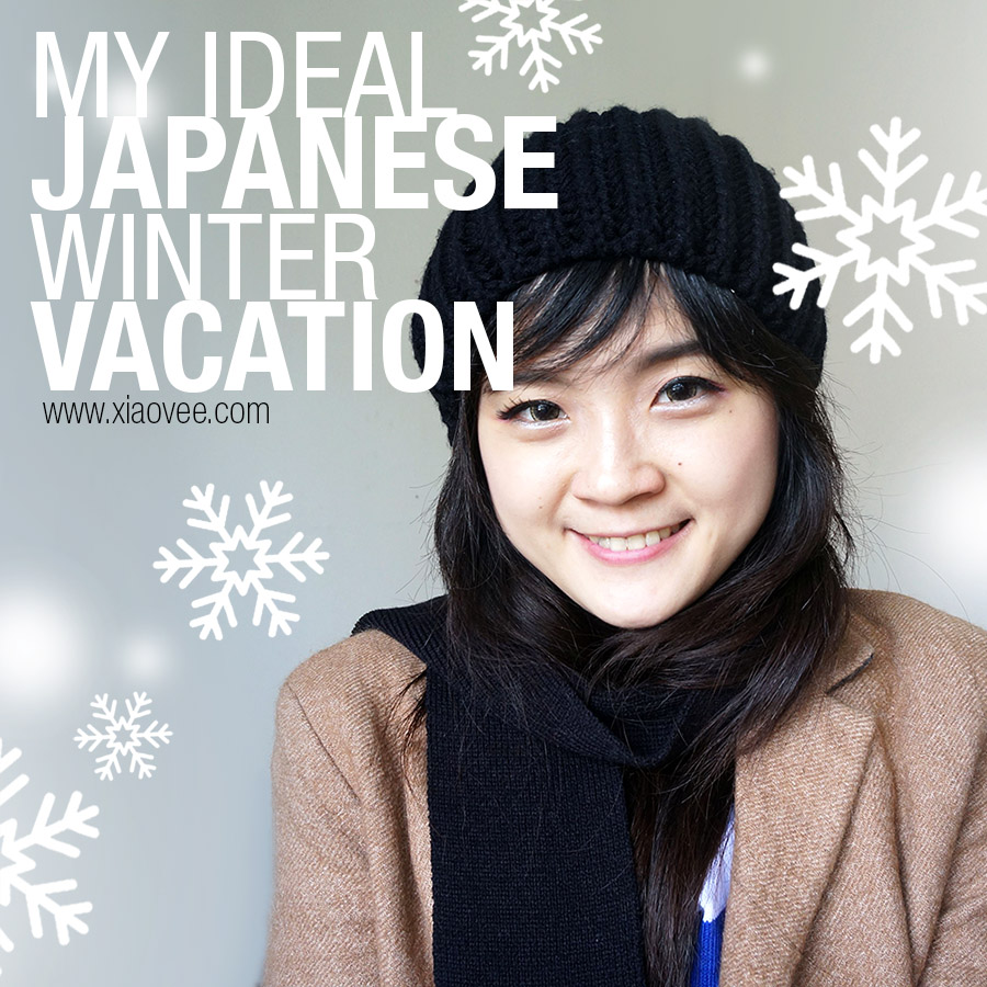 Winter Vacation in Japan