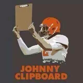 Johnny clipboard