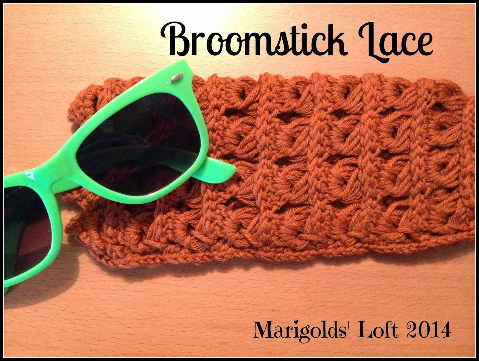 Broomstick Lace Craftsy