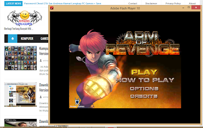 Download Arm Of Revenge [22MB] IDWS