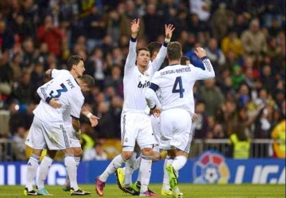 Prediksi Real Madrid vs Villarreal � Liga Spanyol 9 Februari 2014