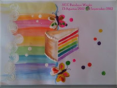 Ikutan Ncc Rainbow week...