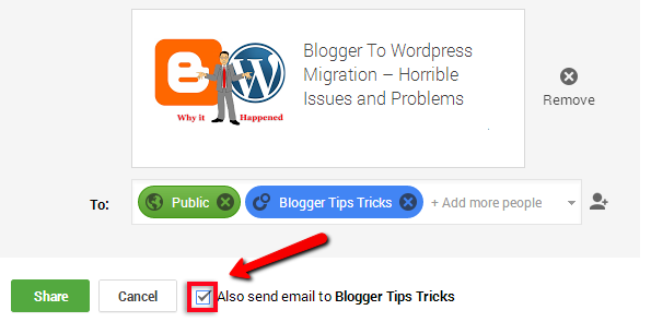 Get Traffic From Google + For Web Site Or Blog