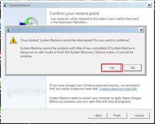 restore-mengatasi-error-windows