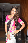 Shaddha das glamorous photos in saree-thumbnail-14