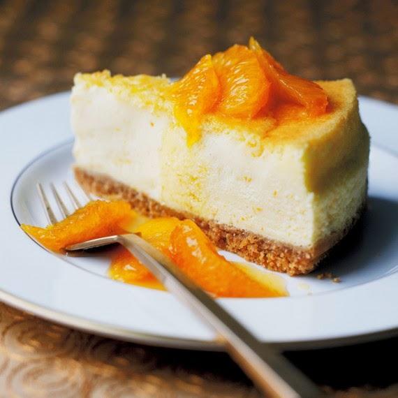 resepi kek oren cheese