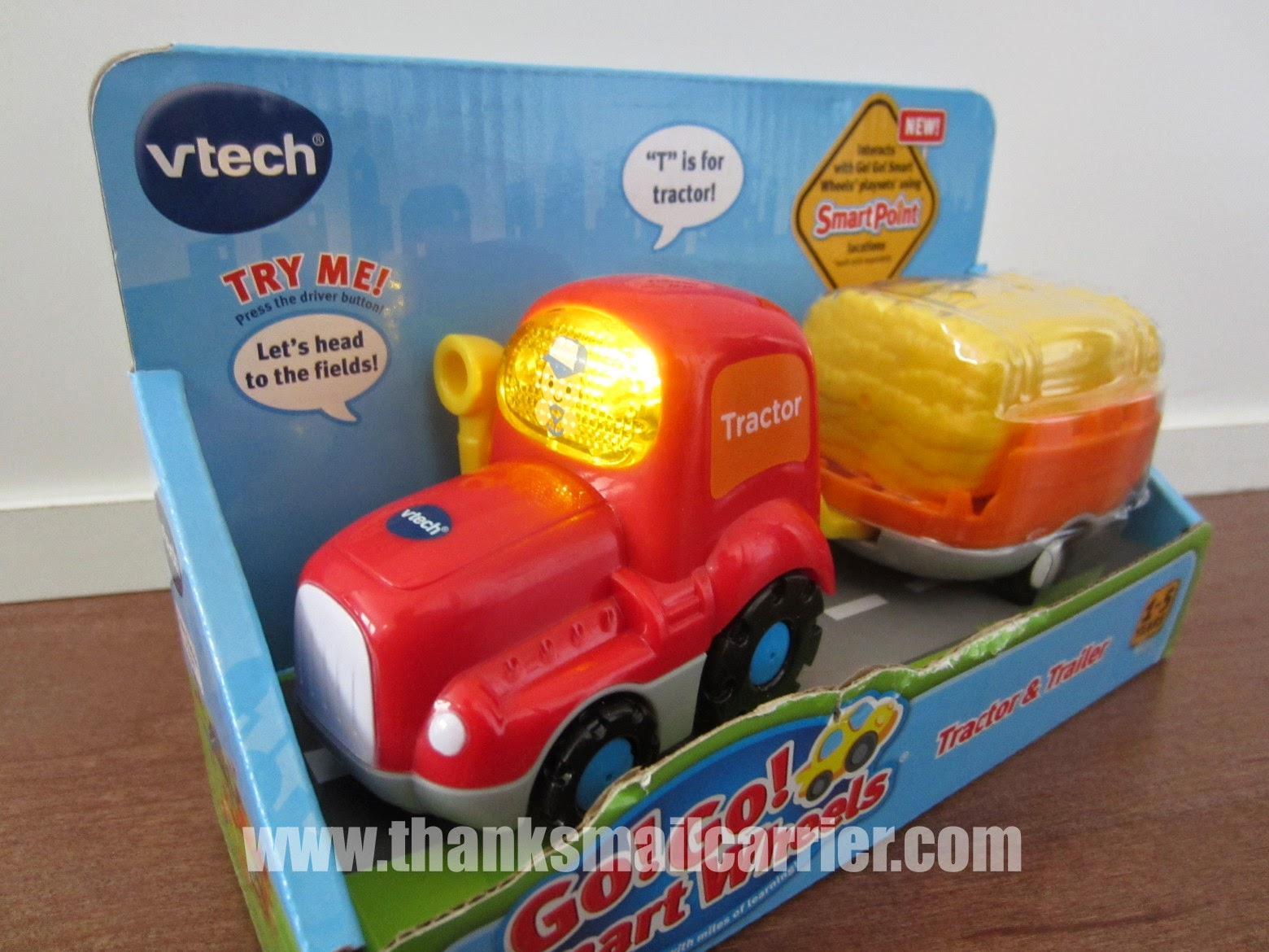 VTech Go Go Vehicles