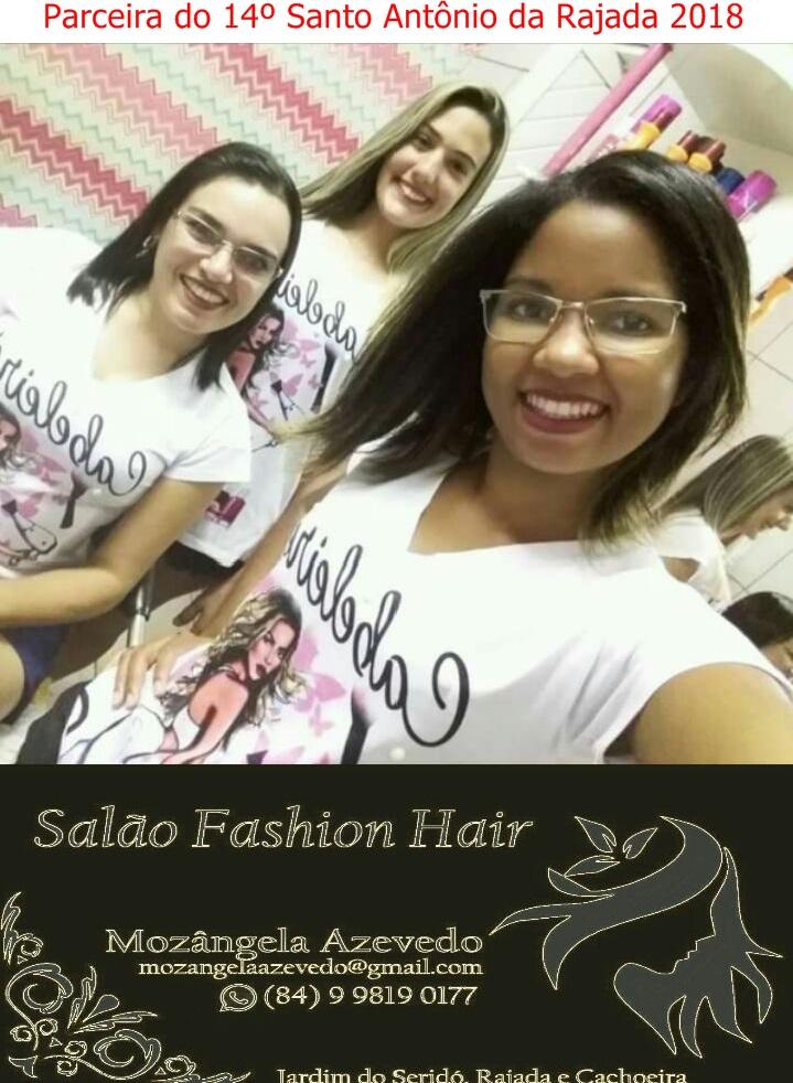 SALÃO FASHION HAIR: Povoado Rajada