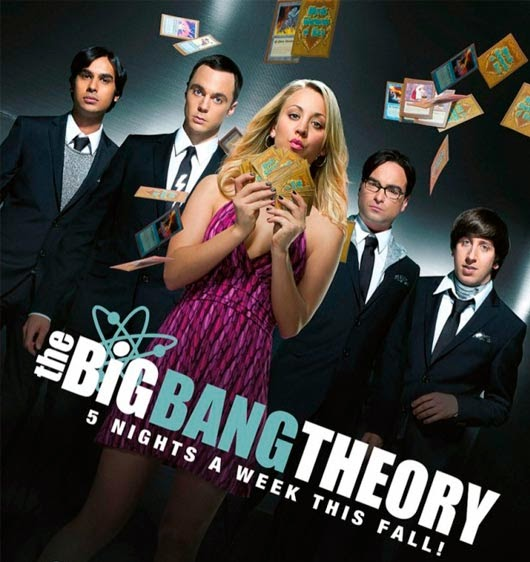 Capa The Big Bang Theory S07E03 HDTV RMVB Legendado bib