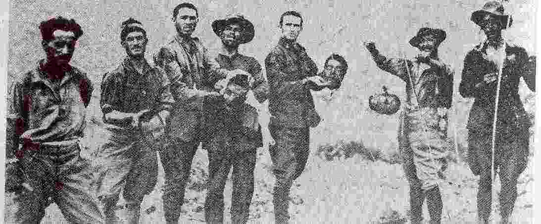 La Brigada Lincoln - Soldadito Español