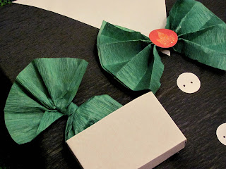 Learn how to wrap a present for that special man in your life!