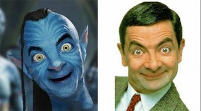 Mr+Bean+caras+graciosas Imagenes y Fotos chistosas de Mr Bean...