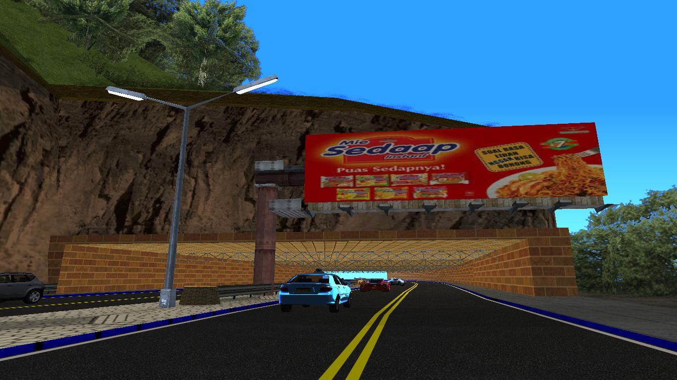 New Billboard Indonesia GTA San Andreas