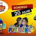 Supermercados Show de Preço comemora 21 anos de sucesso neste domingo (20), numa grande festa com sorteio de prêmios e grandes atrações