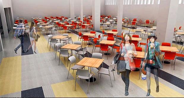 Nueva Cafetería Comedor Central Campus UNAL Sede Bogotá
