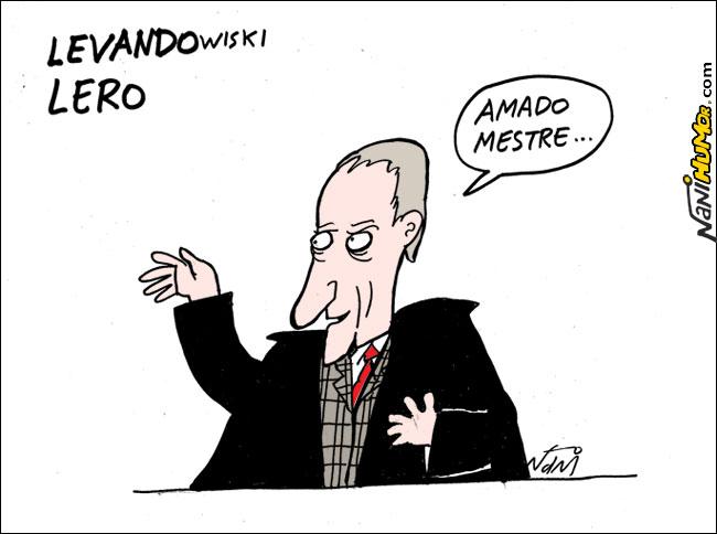 Resultado de imagem para lewandowski charges