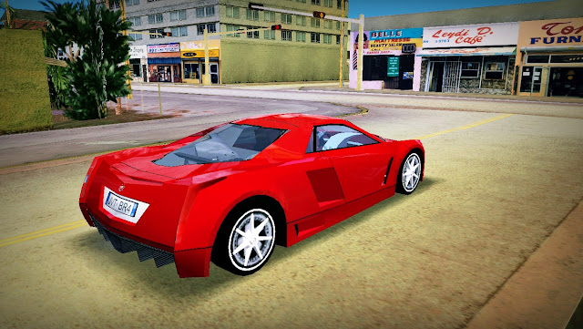 Cadillac Cien GTA Vice City