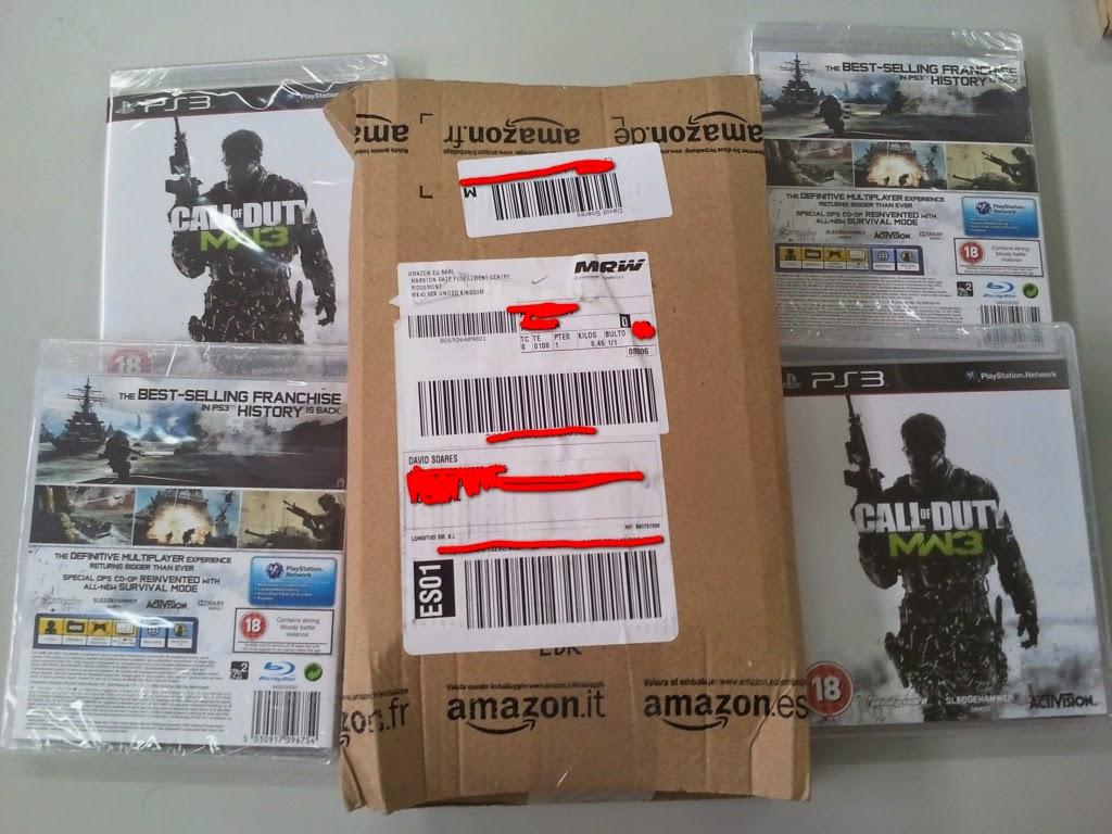freebiejeebies offers ofertas free grátis prémios ganha ganhar call of duty modern warfare 3 c.o.d. cod mw3