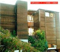 Neil Youngs Haus im Topanga Canyon