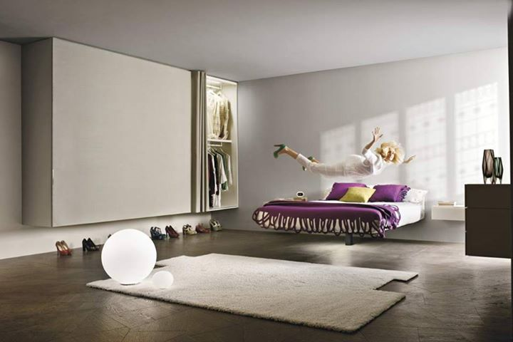 Lago Fluttua Floating Bed