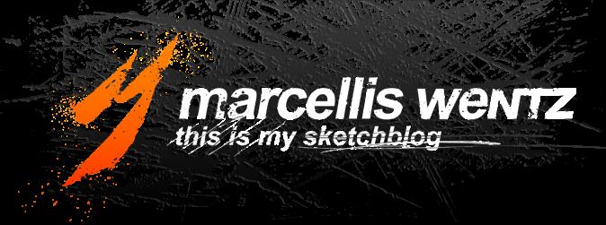 Marcellis Wentz - Sketchblog