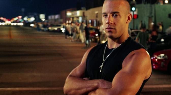 Foto Model Rambut Vin Diesel