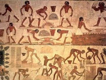And egyptian chronology egyptian timeline israelite slaves pyramids