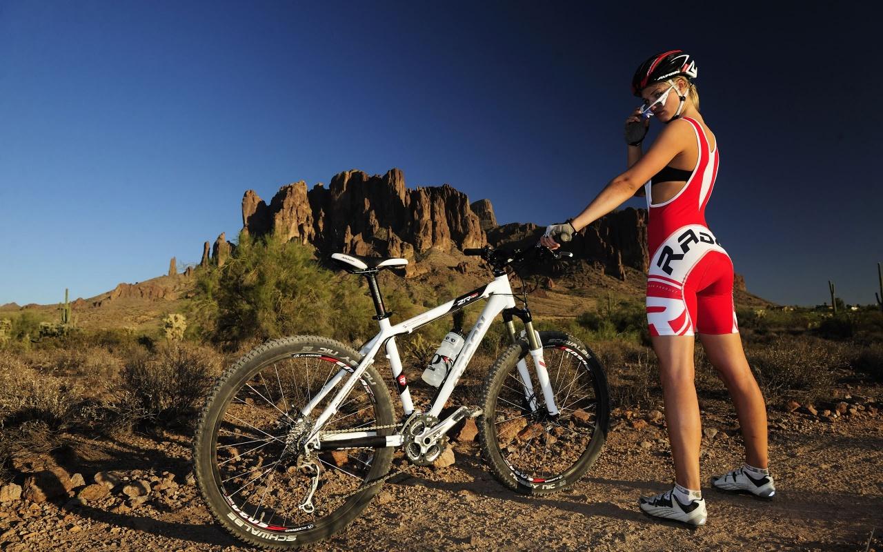 Mountain Biking Girl Quotes Quotesgram
