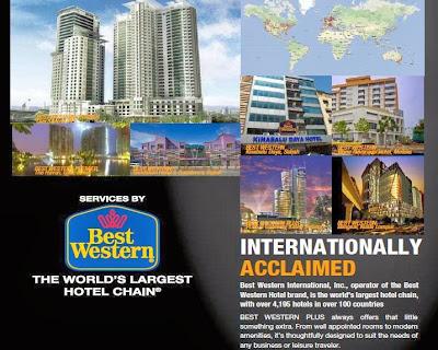 CentreSTAGE Best Western Hotel Operator