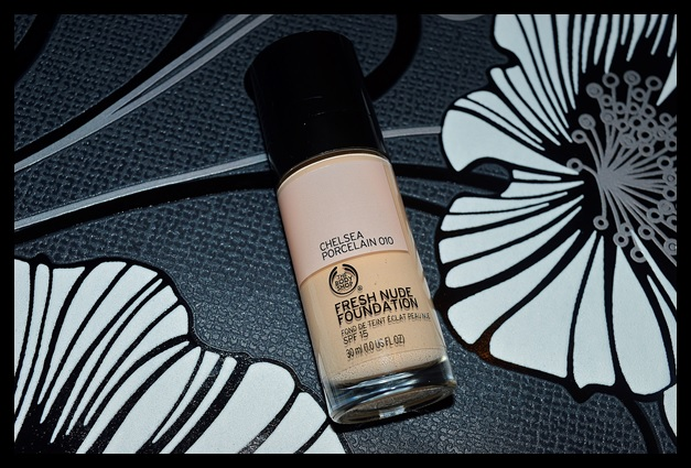 Pale Girl Foundation
