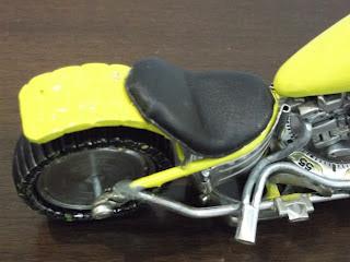 Banco Chopper Miniatura - Presente Criativo