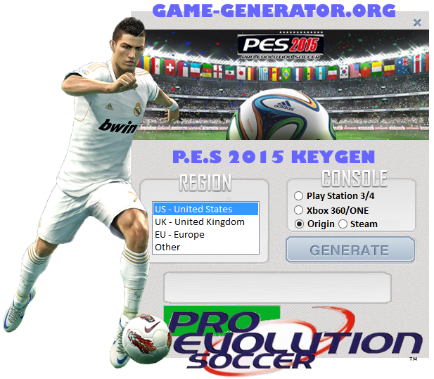 activation product key pes 2016