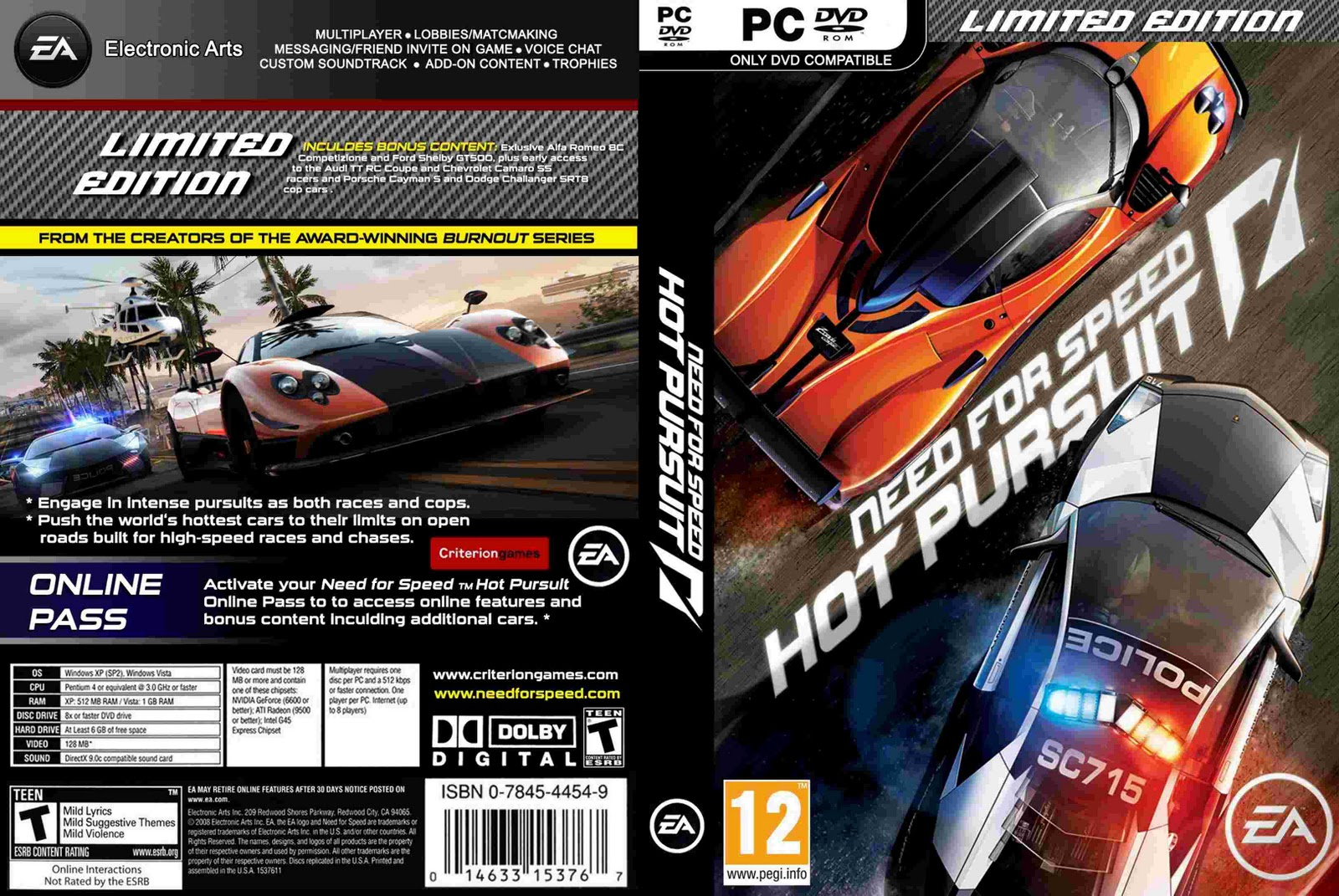 spieletipps hot pursuit