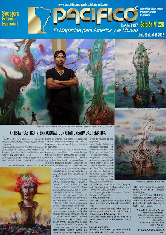 Revista Pacífico Nº 220 Edición Especial